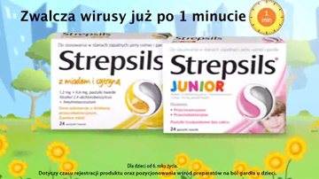 Strepsils® Junior
